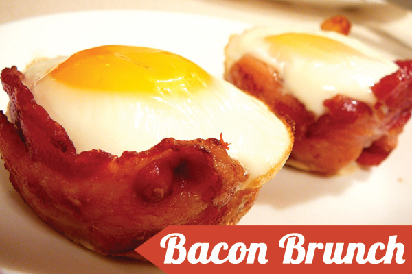 Good Life All Bacon Brunch